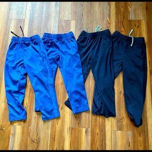 Boys Athletic Pants Lot (4)